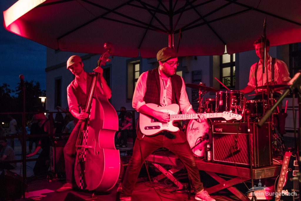 [Bilder] Tucher Blues- &Jazz Festival in Burgebrach 2019