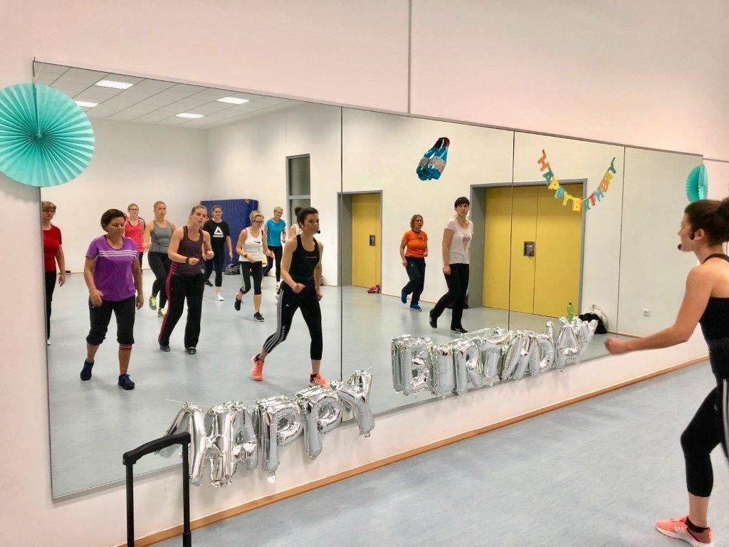 TSV Burgebrach: Abteilung Fit & Health feiert Jubiläum