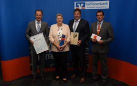 Jubiläum: 40 Jahre bei der Raiffeisenbank Burgebrach-Stegaurach eG