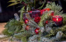 Mach es selbst: Adventskranz selber binden