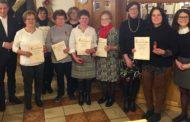 Frauen-Union Burgebrach feiert und ehrt