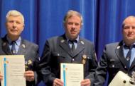 FF Stappenbach: Ehrungen für Verdienste um das Feuerlöschwesen