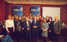 CSU Burgebrach nominiert Kandidaten für die Kommunalwahl 2020