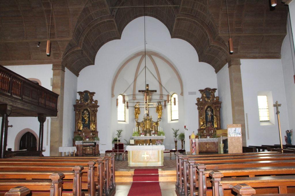 Gottesdienste in Burgebrach und Schönbrunn