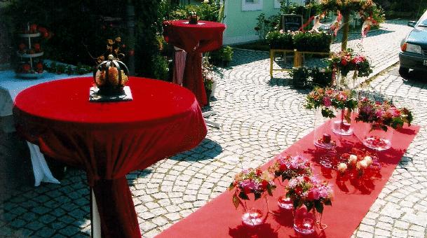 Burgebrachs erster Blumenladen wird 30!