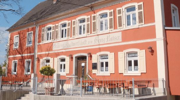 Brauerei Kaiser eröffnet die Karpfensaison