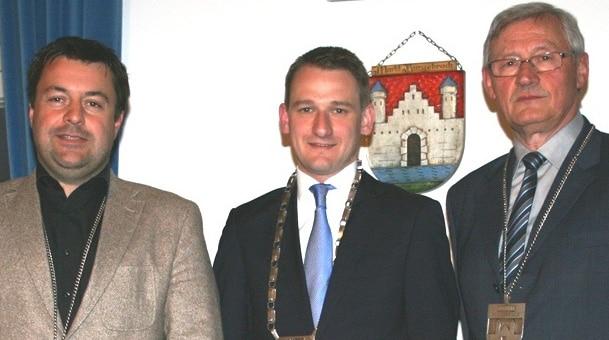 Die neuen Bürgermeister der Marktgemeinde Burgebrach stehen fest!