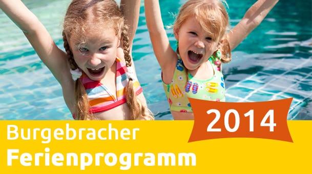 Ferienprogramm 2014 - Burgebrach