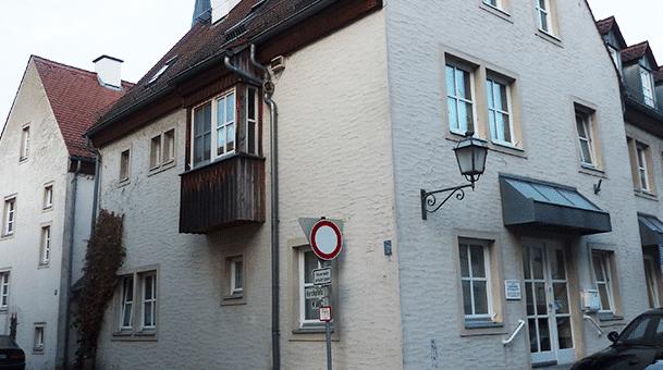 Markt Burgebrach saniert gemeindliche Wohnanlage