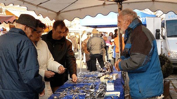 Markt Burgebrach lädt zum diesjährigen Herbstmarkt ein!