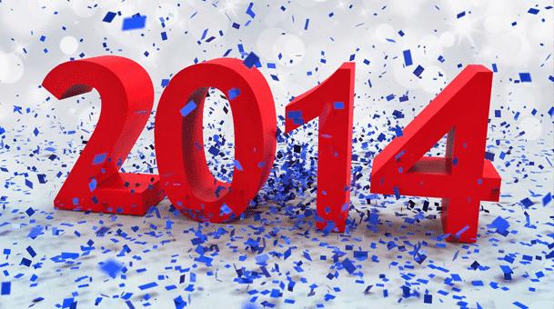 Willkommen 2014!