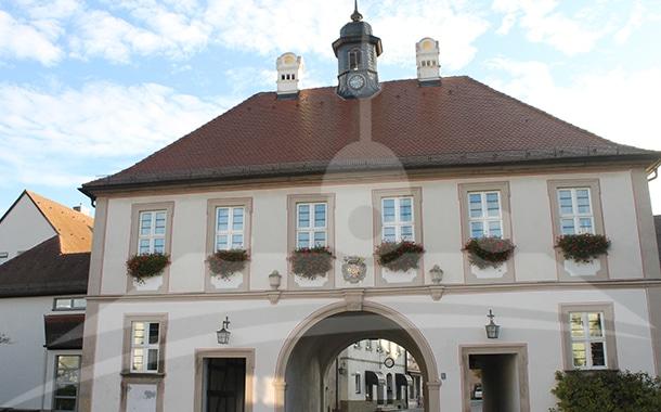 Städtebauförderungsmaßnahmen 2015 in Burgebrach