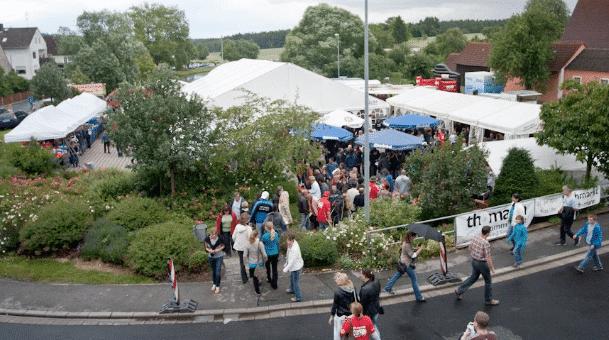 Sommerfest mit JoStLe im Musikhaus Thomann