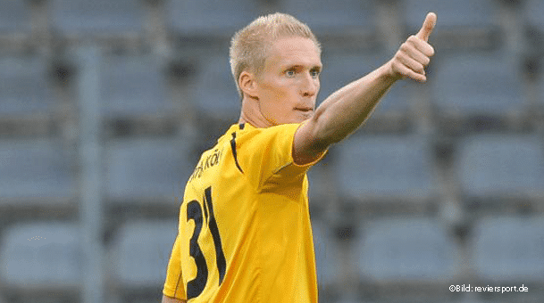 Thomas Kraus steigt mit der Fortuna in die 3. Liga auf!