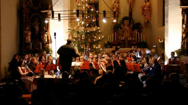 Ampferbacher Weihnachtskonzert 2019